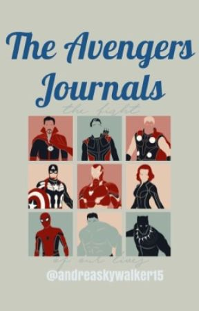 The Avengers Journals by andreaskywalker15