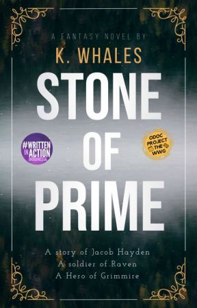 Stone Of Prime by K_Whales