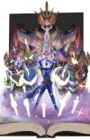 [Fanfic] Kamen Rider Saber x Symphogear: Monogatari no Uta cover