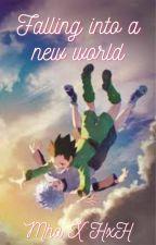 Falling into a new world (MHA X HxH) by xXHeriotzaXx