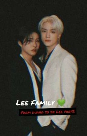 Lee Family (from huang to be lee part2)  by renjunlee_