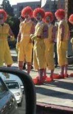 The Apocalypse of Ronald McDonald by Jaydenjay91307