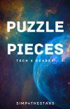 {Puzzle Pieces} Tech X Reader cover