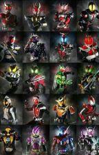 Kamen Rider (Heisei Era) by echoranger7