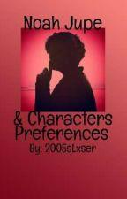 (っ◔◡◔)っ ♥ Noah Jupe & Characters preferences ♥ by 2005sLxser