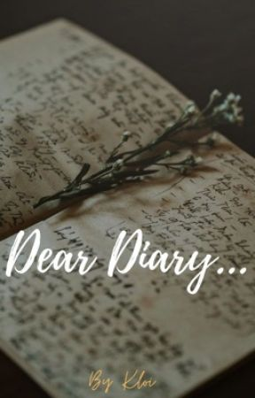 Dear Diary...  by _Kloi_