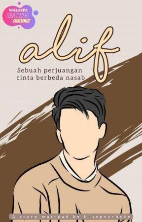 Alif by bluepeachsky