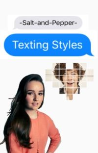 Texting Styles / hs cover