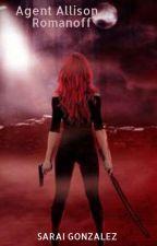 Agent Allison Romanoff by Sara1_1023
