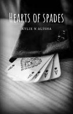 Hearts of spades by AlandKykybishh