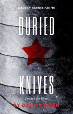 Buried Knives (A Bucky Barnes enemies to lovers story) by dustycrown