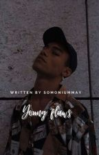 young flaws by somoniummay