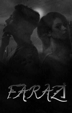 FARAZİ- Kırmızı Damlalar (Kırık Hayaller Serisi II) by Nisasyx