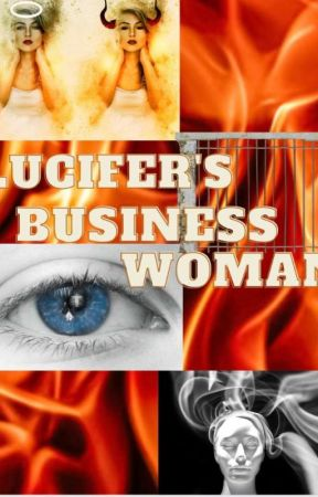 Lucifer's Business Woman by TheAvengersWhore