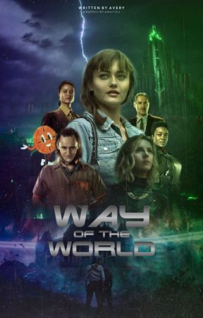 WAY OF THE WORLD ━ loki by bymgraceee