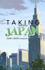 Taking Over Japan || BNHA x Dream SMP by _Choaticcollab_