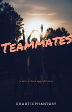 Teammates- A Miraculous Applyfiction by ChaoticPhantasy