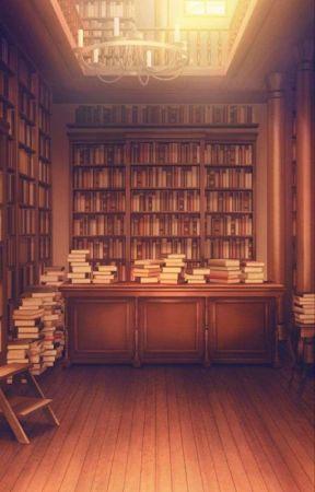 Perpustakaan by edge79