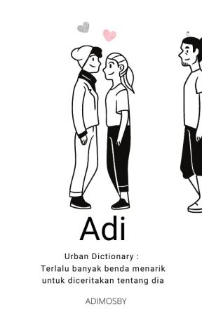 Adi by adimosby