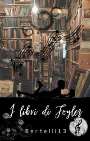 I LIBRI DI FOYLES by bertelli13