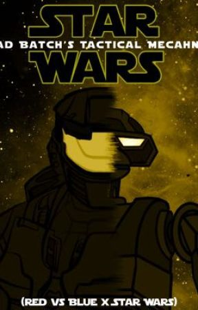 Bad Batch's Tactical Mechanic (Star Wars x Red vs Blue) by BattleDroid1106