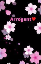 Arrogant♥ ( Sarada's twin sister ) by stephanieloveanime