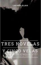 Tres novelas y cinco velas de harkness_