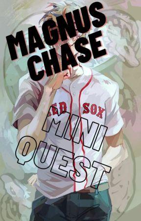 Magnus Chase Mini-Quest by FierroFan1234