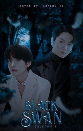Black Swan ✧ KookTae by ggukthnie