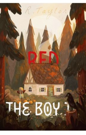 The Boy In Red by yoongz_yoongimint