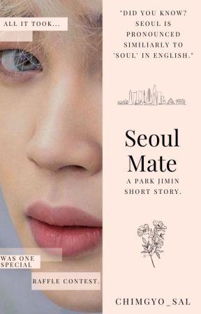 Seoulmate [A Park Jimin FF] by chimgyo-sal