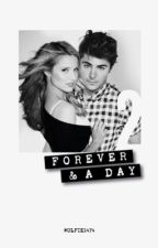 Forever And A Day || Season 2 || Quinn Fabray Story by Wolfie1474