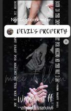 DEVIL'S PROPERTY...BOUNPREM FF by celestial_soul17