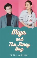Miya and The Fancy Boy by putrilabirin