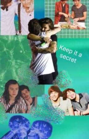 Keep it a secret  by Leeyumwithnohair