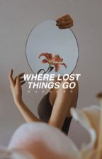 Where Lost Things Go by waonder