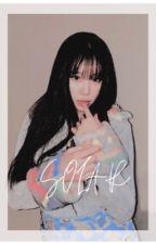 ˖𖤐 S o l a r 𖤐˖ Girl Group Applyfic  by Doopie1