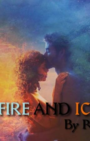 Fire and Ice by Drarry044