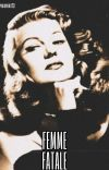 FEMME FATALE . QUINN FABRAY cover