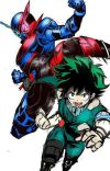 Kamen Rider x Boku no Hero Academia: We are Hero (Part 2) cover