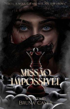 Missão Impossível - Vinnie Hacker by SenhoraGray