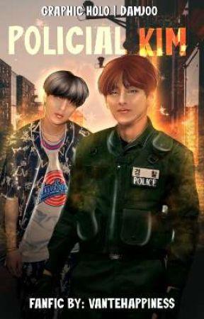 Policial Kim [taegi] by vantehappiness