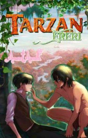 Tarzan/ Ereri by Amunet_asenith