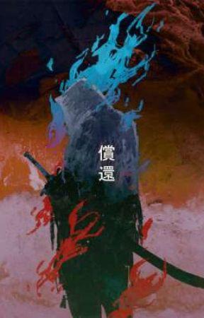 El Samurai Fantasma by __Rai-Kun__