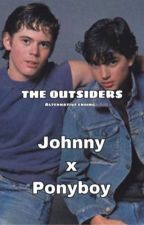 The Outsiders Johnny x Ponyboy  by raquelroseuwu