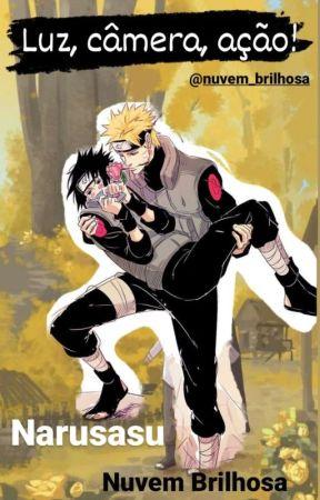 Luz, câmera, ação! (ABO) by nuvem_brilhosa