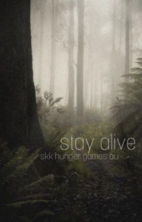 Stay Alive    soukoku by SOLARMYG