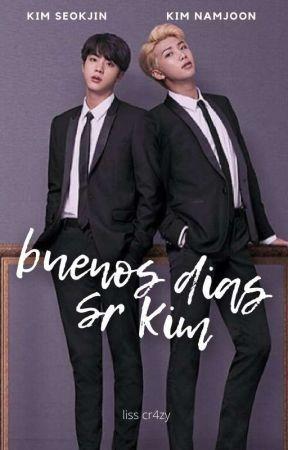 Buenos Días Sr. Kim >Namjin< by Liss_Cr4zy