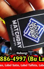 TERPERCAYA 087838864997 (B. Latifiyah) Label Hang Tag Accessories by labelbanjarmasin86