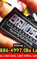 BERKUALITAS 087838864997 (B. Latifiyah) Label Hang Tag Anting by labelbanjarmasin86